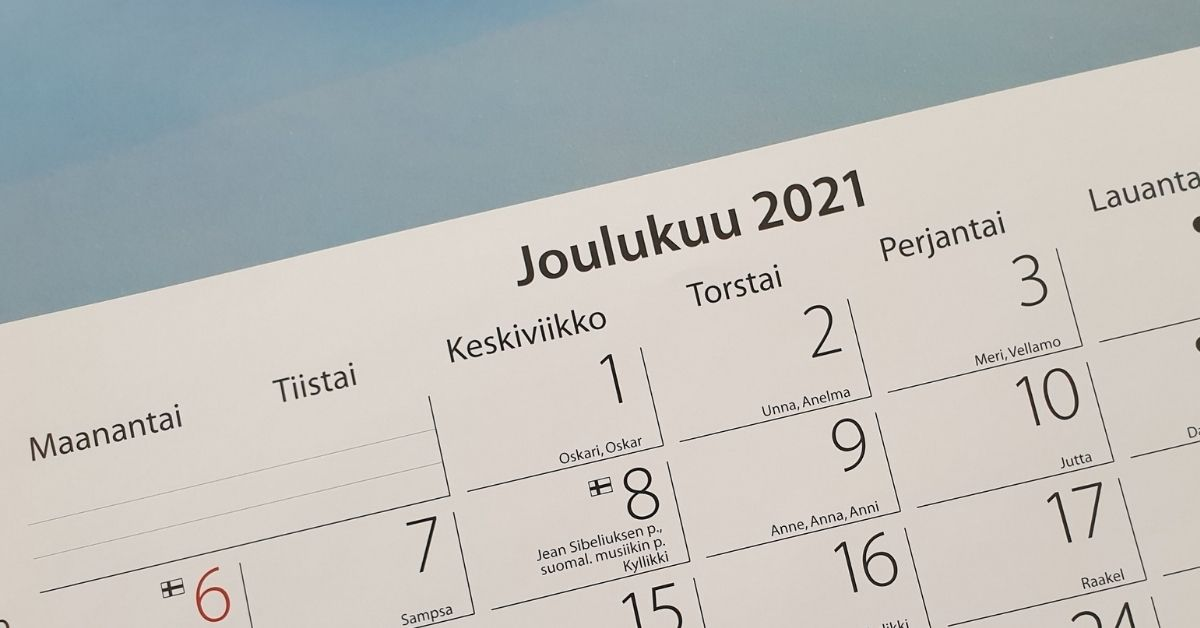 Takaraja 17.12.2021